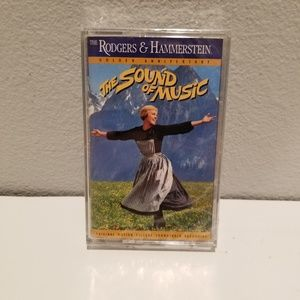 Vintage The Sound of Music  Motion Picture Tape